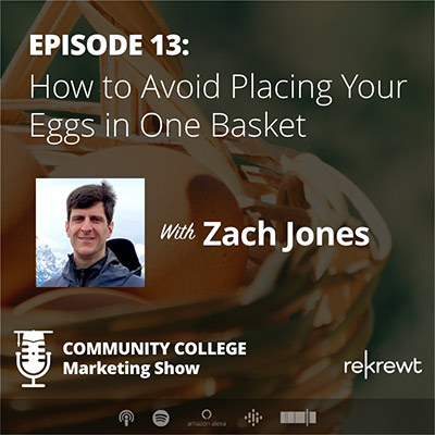 How to Avoid Placing Your Eggs in One Basket, with Zach Jones