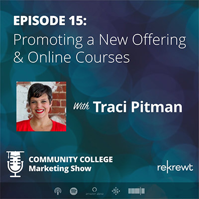 Promoting a New Offering & Online Courses, with Traci Pitman