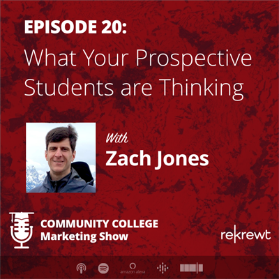 What are Prospective Students (Spring 2020) Thinking?