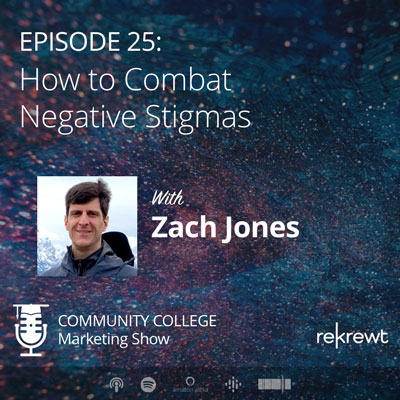 How to Combat Negative Stigmas, with Zach Jones